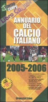 Annuario del calcio italiano 2005-2006