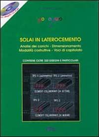 Doradus. Solai in laterocemento. Con CD-ROM. Vol. 5