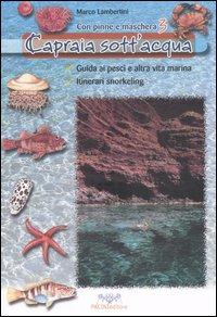 Capraia sott'acqua. Guida ai pesci e altra vita marina. Itinerari snorkeling. Con pinne e maschera. Vol. 3