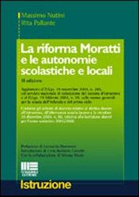 La riforma Moratti e le autonomie scolastiche e locali