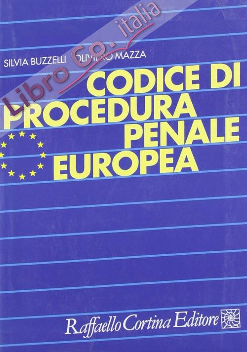 Codice di procedura penale europea