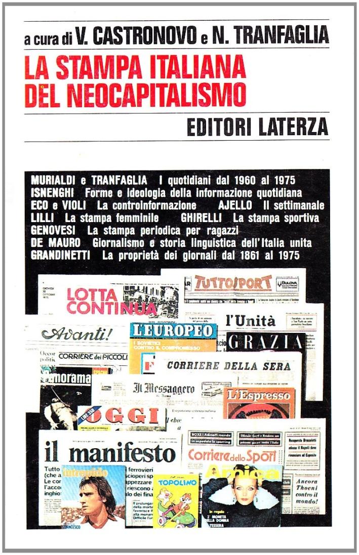 La stampa italiana del neocapitalismo