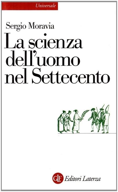 La scienza dell'uomo nel Settecento
