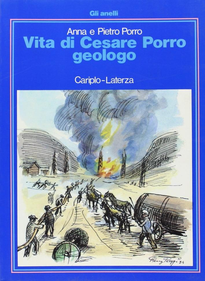 Vita di Cesare Porro, geologo