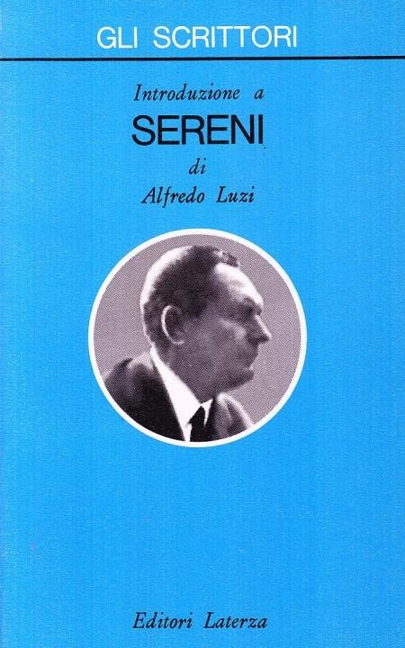 Introduzione a Vittorio Sereni