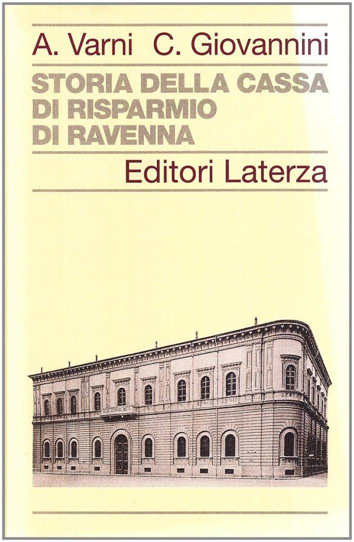 Storia della Cassa di Risparmio di Ravenna
