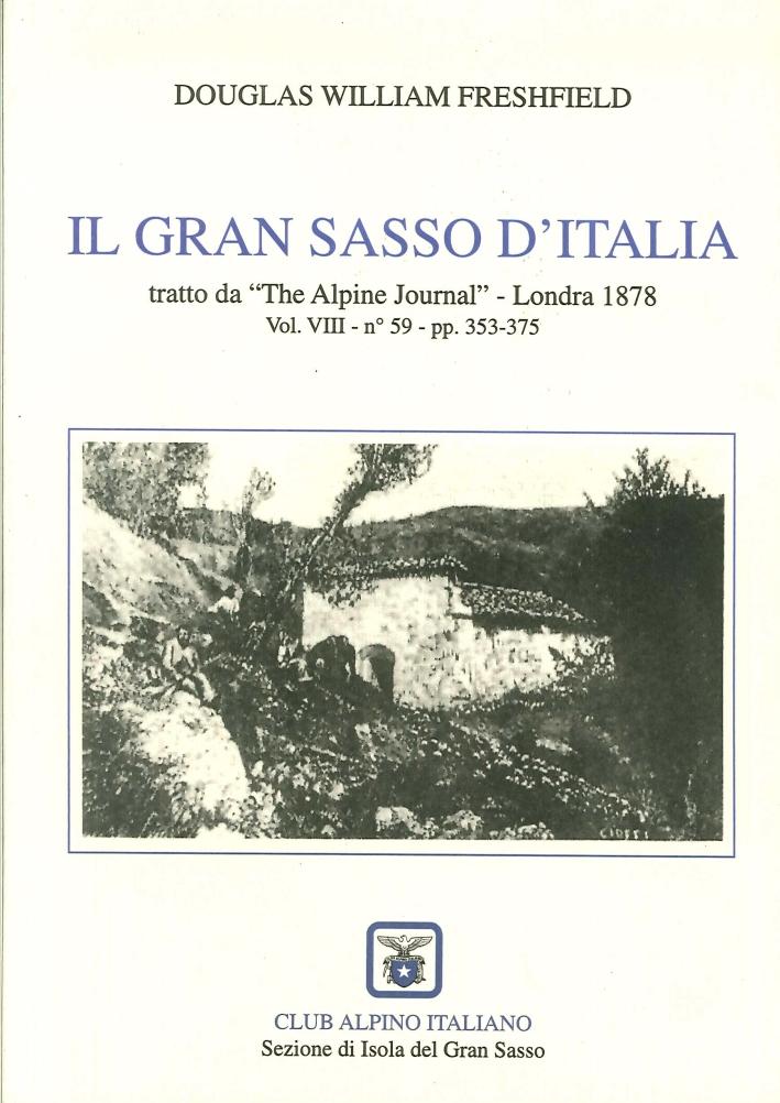 Il Gran Sasso d'Italia dal