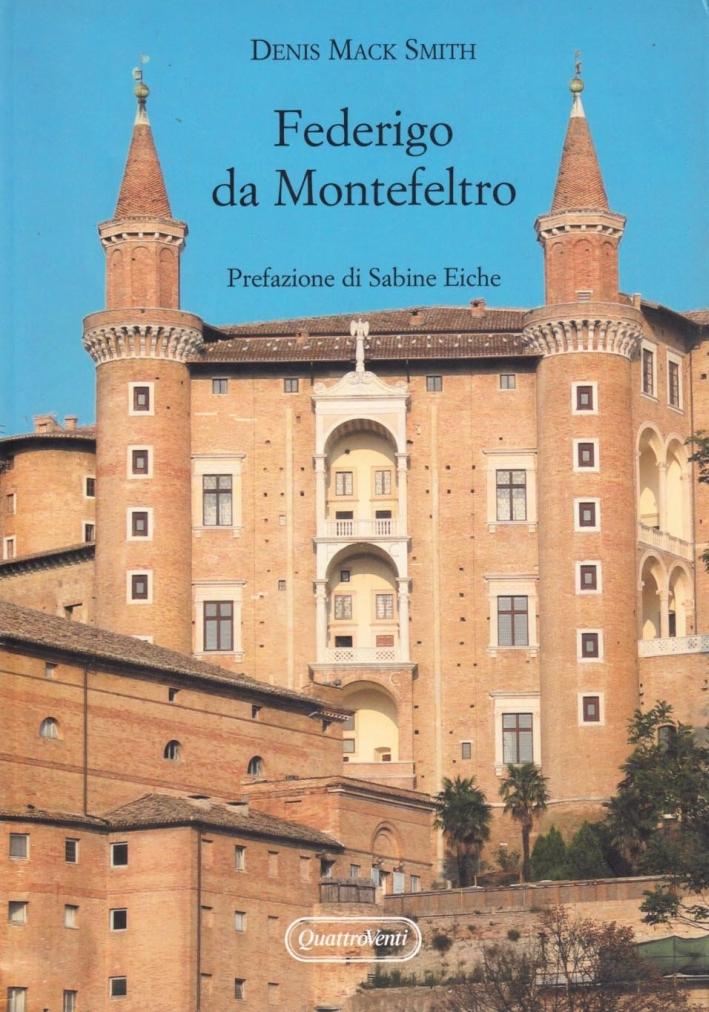 Federigo da Montefeltro. Ediz. italiana e inglese