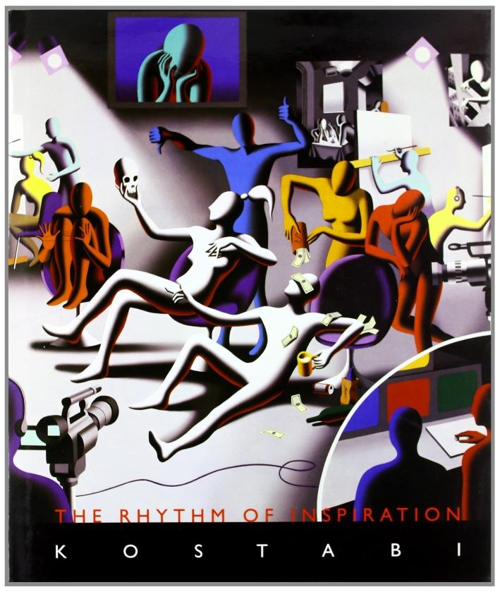 Mark Kostabi. The Rhythm of Inspiration