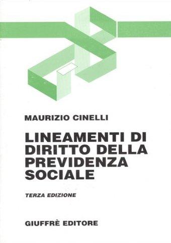 Lineamenti di diritto della previdenza sociale