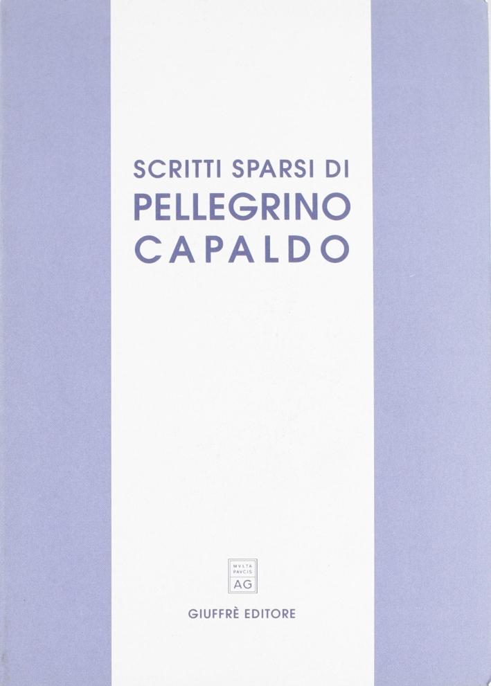 Scritti sparsi di Pellegrino Capaldo