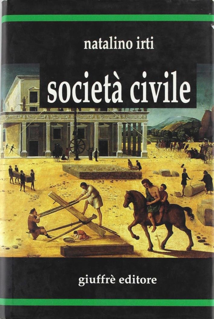 Società civile. Elementi per un'analisi di diritto privato