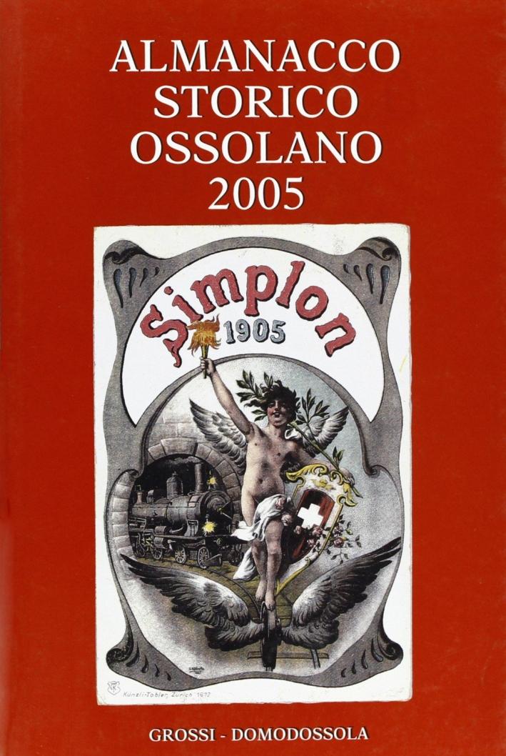 Almanacco storico ossolano 2005