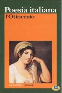 Poesia italiana. L'Ottocento