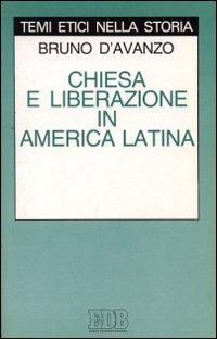 Chiesa e liberazione in America latina.