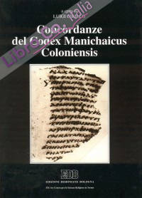 Concordanze del «Codex Manichaicus Coloniensis»