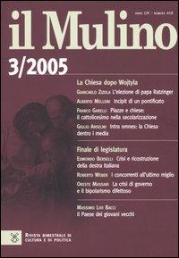 Il Mulino. Vol. 419