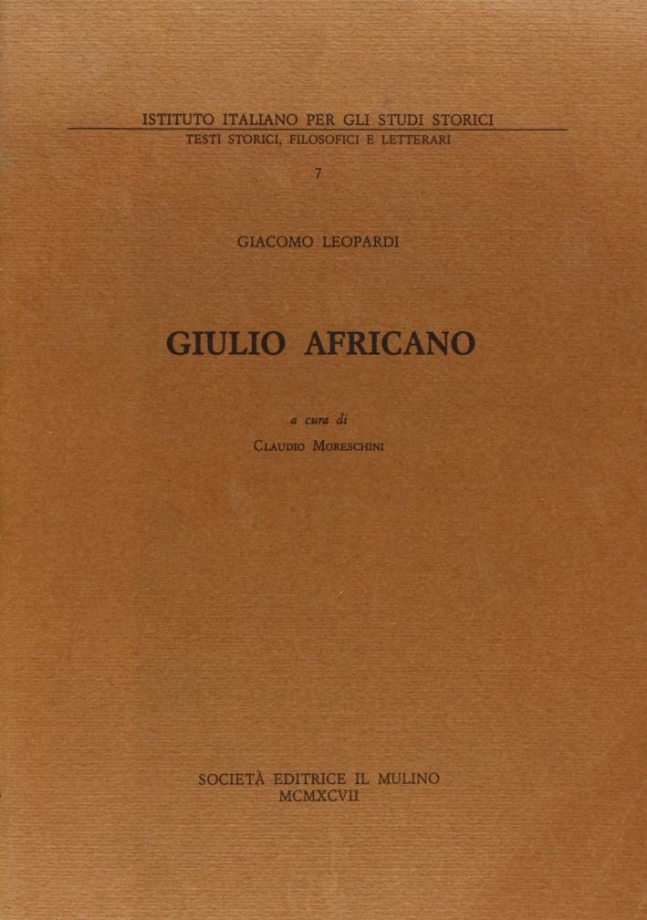 Giulio Africano