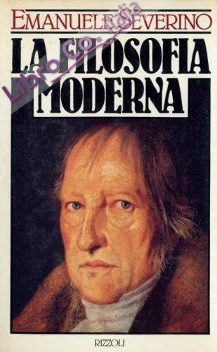 La filosofia moderna
