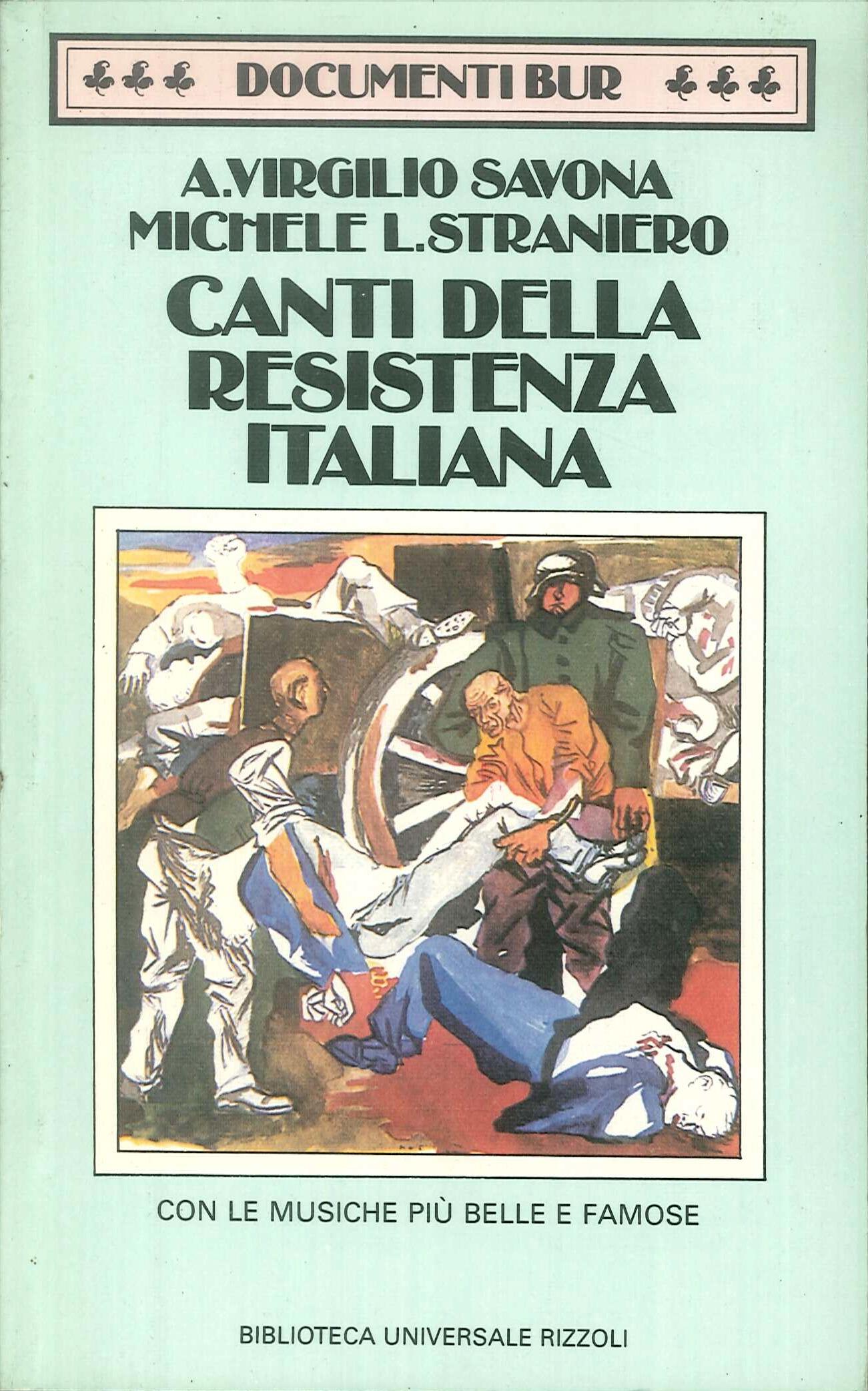 Canti della Resistenza italiana