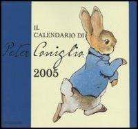 Il calendario Peter Coniglio 2005