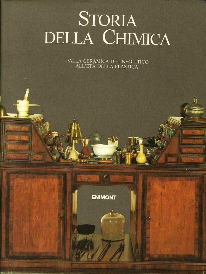 Storia della chimica.