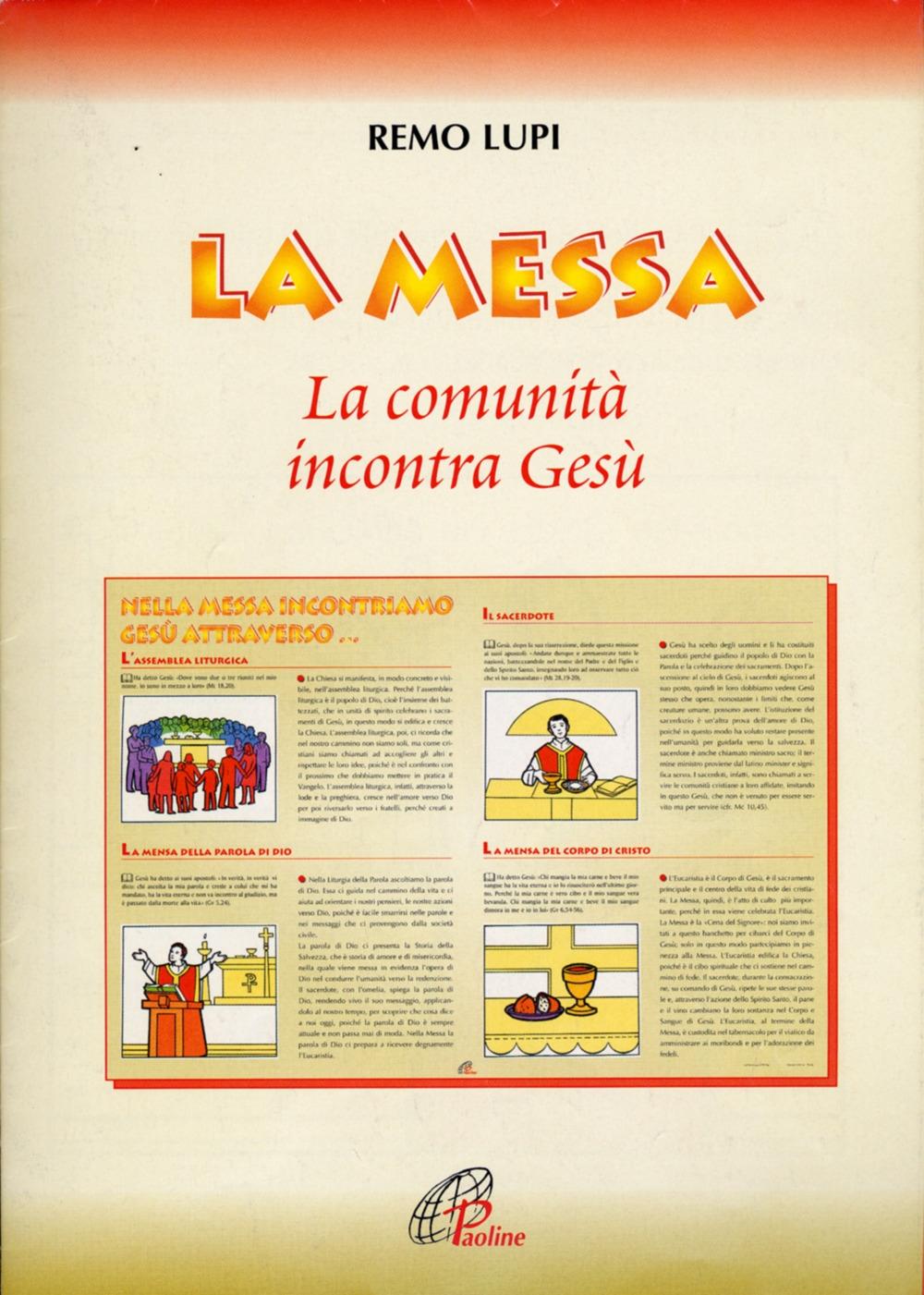 La Messa. La comunità incontra Gesù