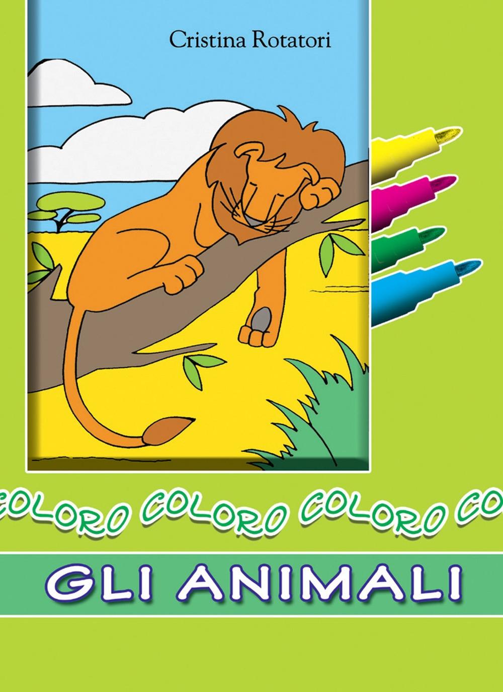 Coloro gli animali