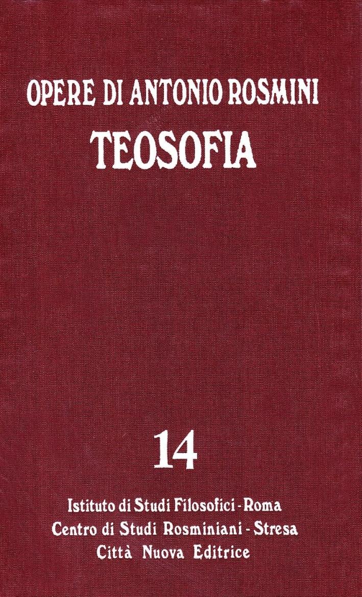 Teosofia. Vol. 3
