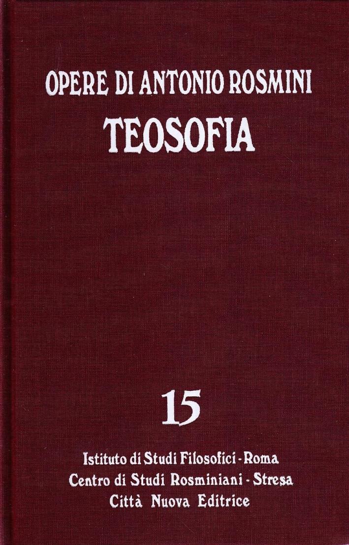 Teosofia. Vol. 4.