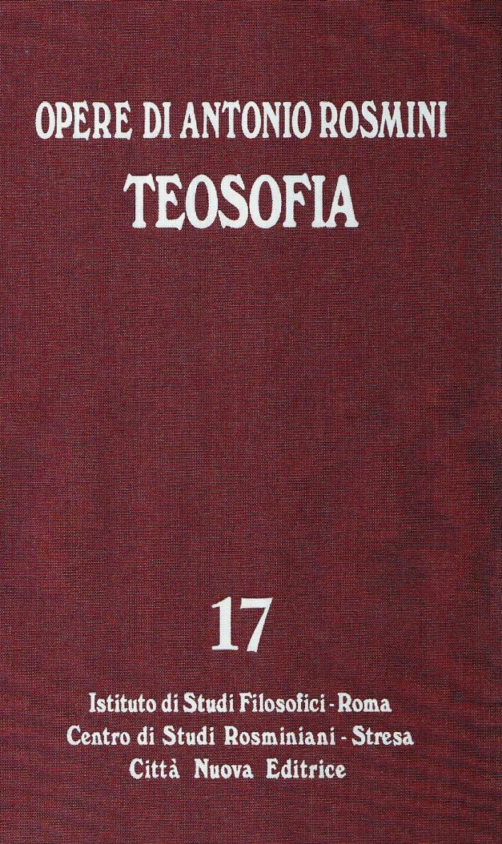 Teosofia. Vol. 6