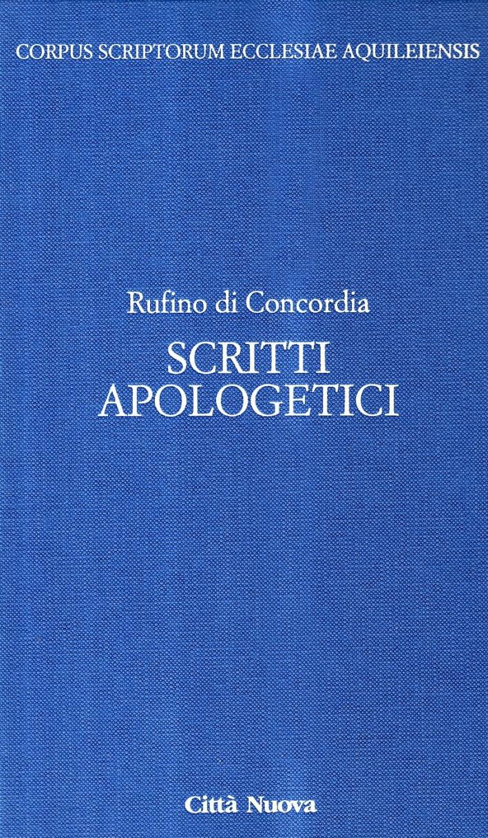 Scritti apologetici (5/1)