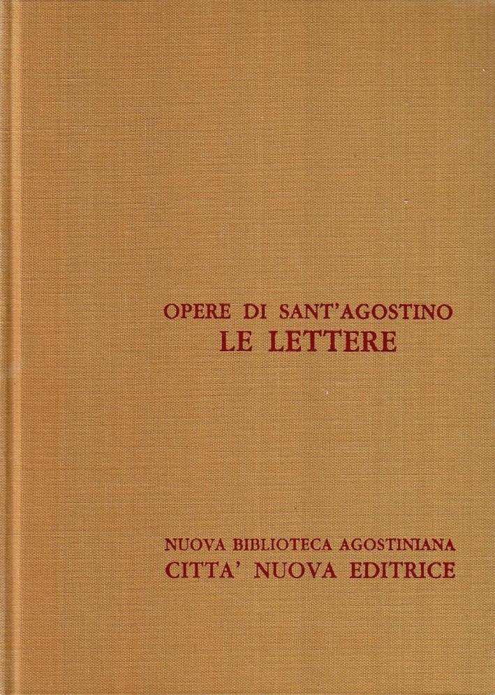Opera Omnia. Vol. 22: le Lettere (124-184).