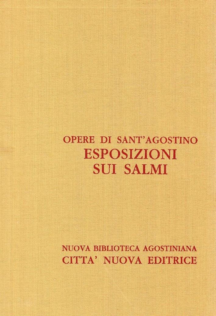 Opera Omnia. Vol. 26: Esposizione sui Salmi.