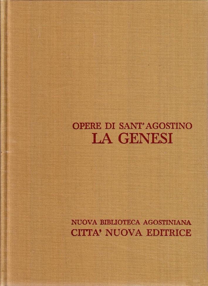 Opera Omnia. Vol. 9/2: la Genesi alla Lettera.