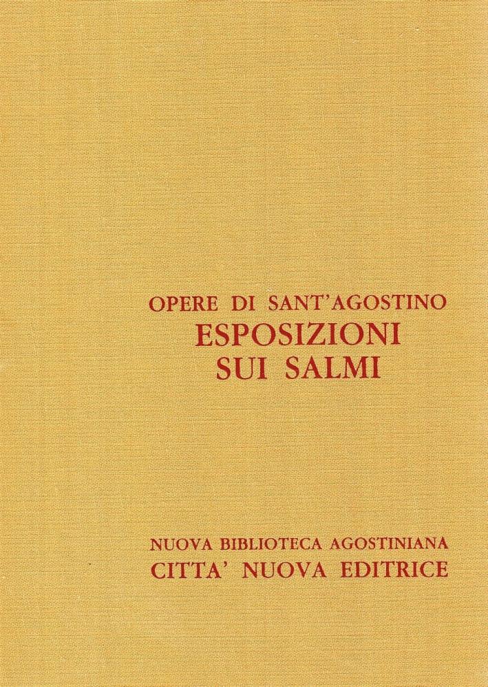 Opera Omnia. Vol. 28/1: Esposizioni sui Salmi (121-139).