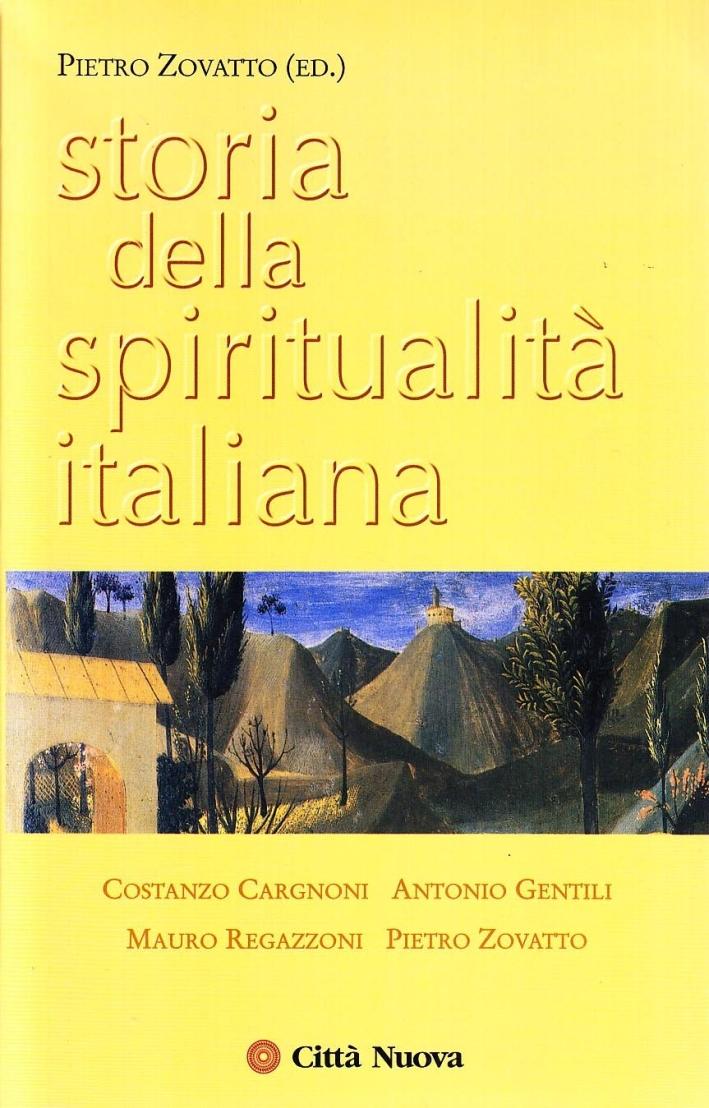 Storia della spiritualità italiana.