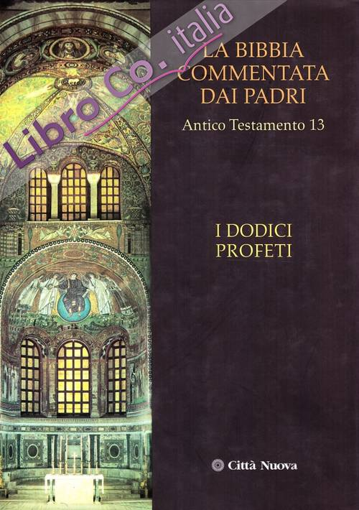 La Bibbia Commentata dai Padri. Antico Testamento. Vol. 13: i Dodici Profeti
