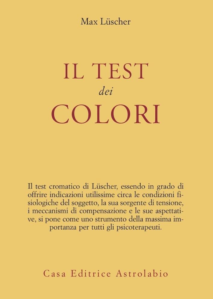 Il test dei colori.