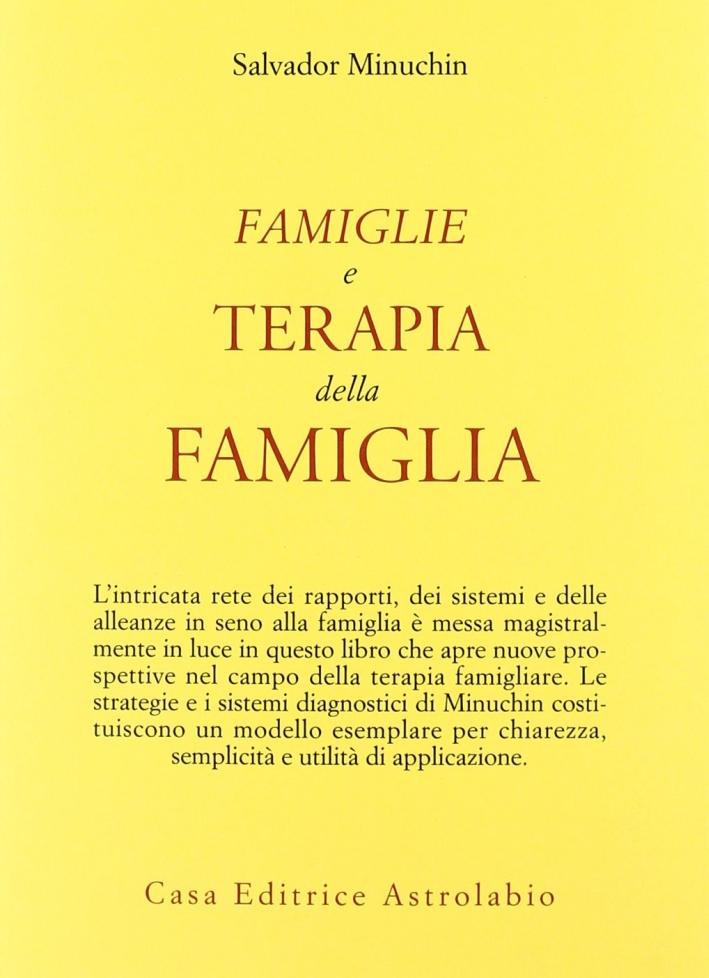Famiglie e terapia della famiglia.