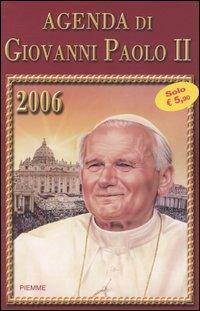 Agenda di Giovanni Paolo II.