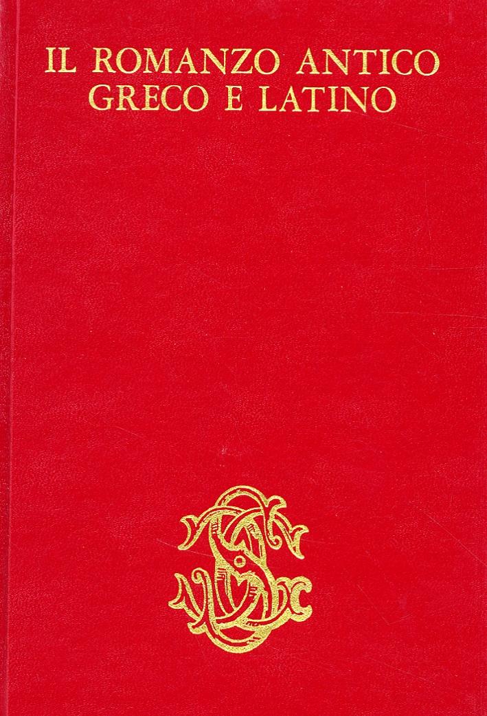 Il romanzo antico greco e latino