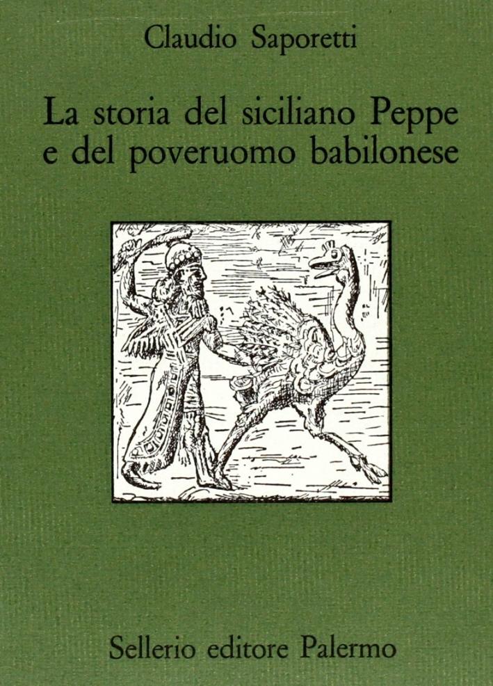 La storia del siciliano Peppe e del poveruomo babilonese