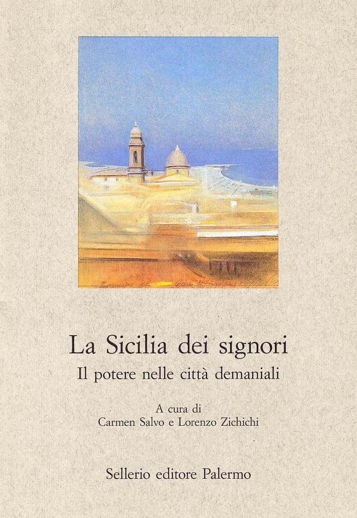 La Sicilia dei signori