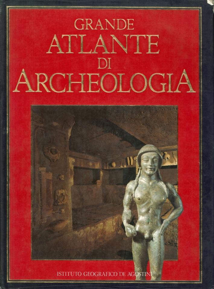 Grande atlante di archeologia