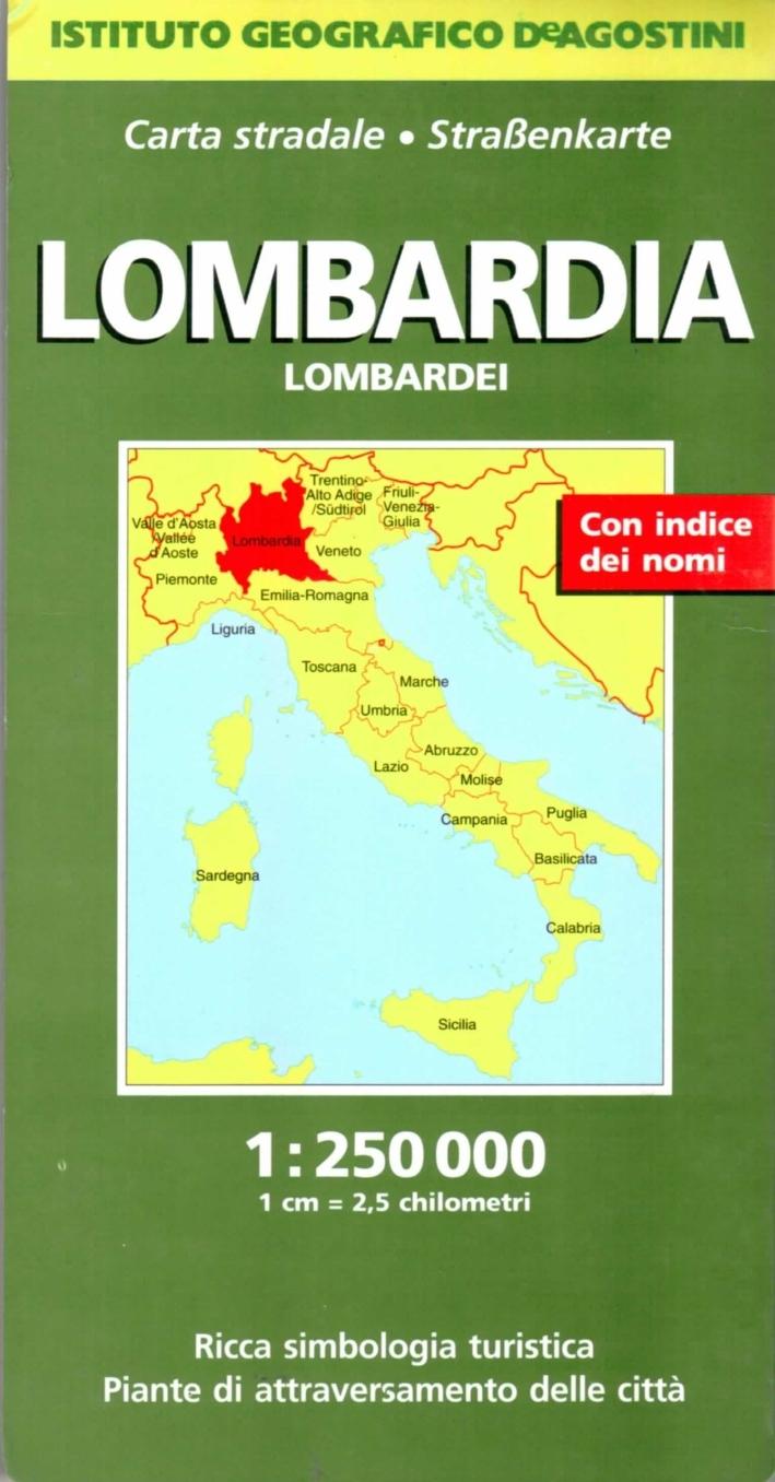 Lombardia 1:250.000