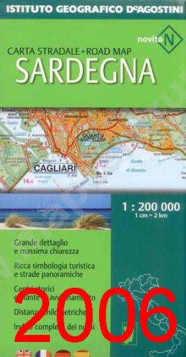 Sardegna 1:250.000
