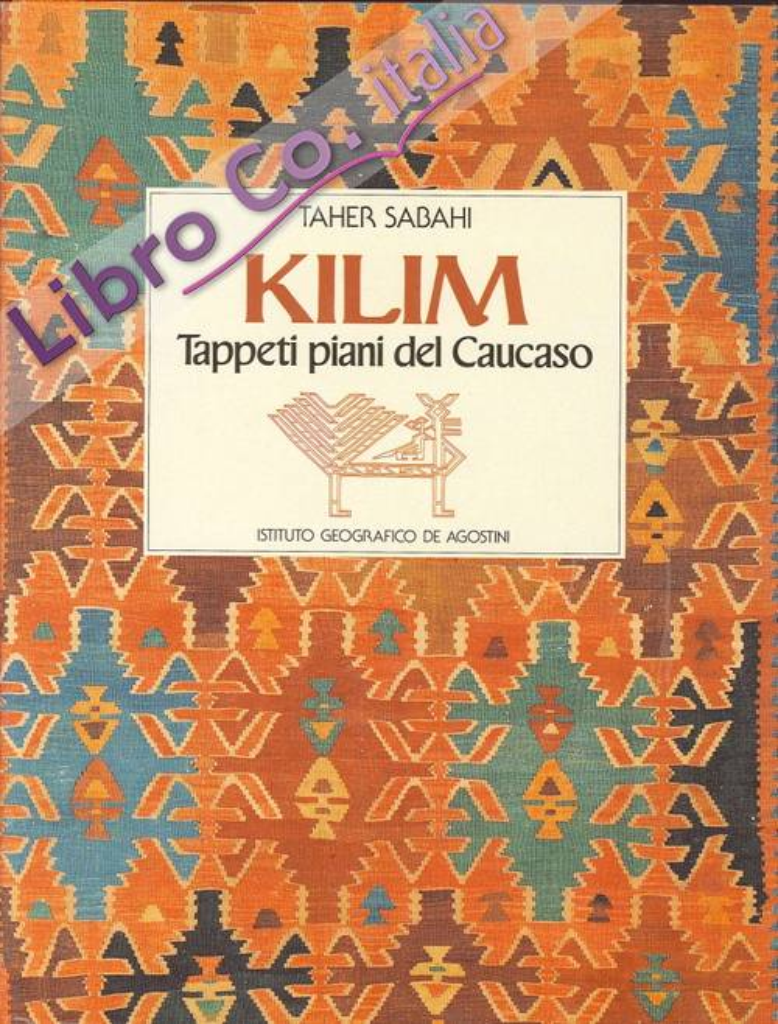 Kilim: Tappeti Piani del Caucaso