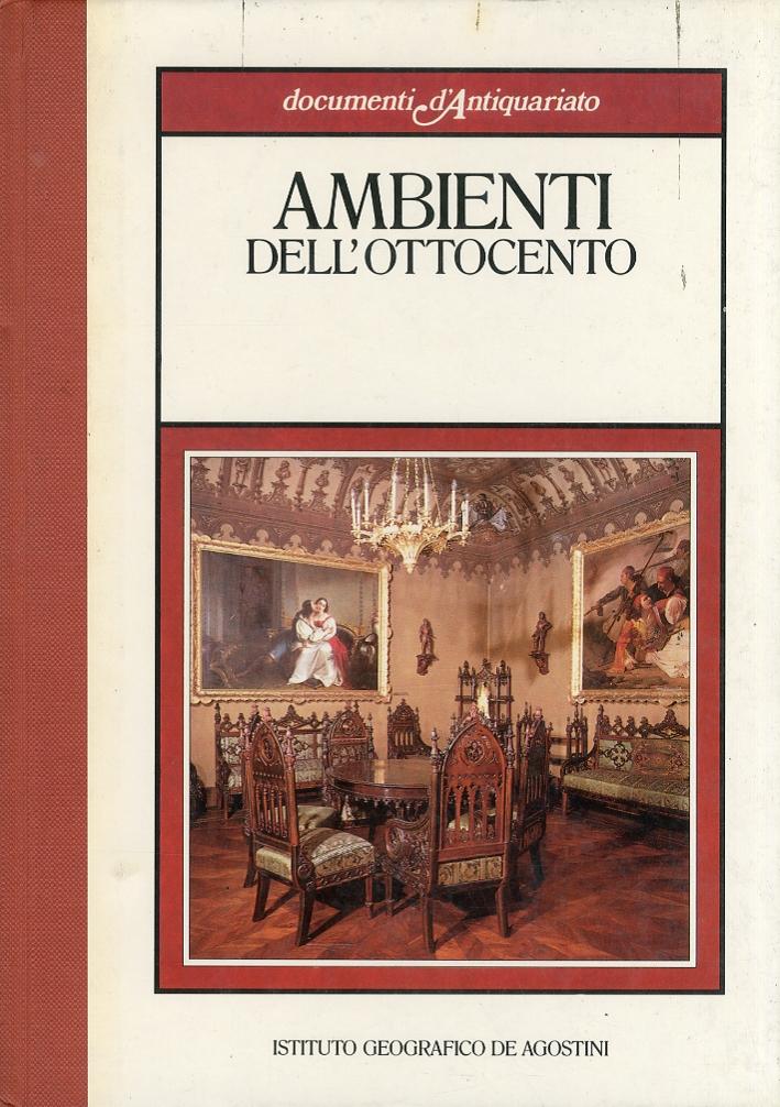 Ambienti dell'Ottocento