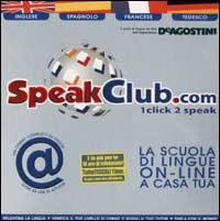 SpeakClub.com. CD-ROM